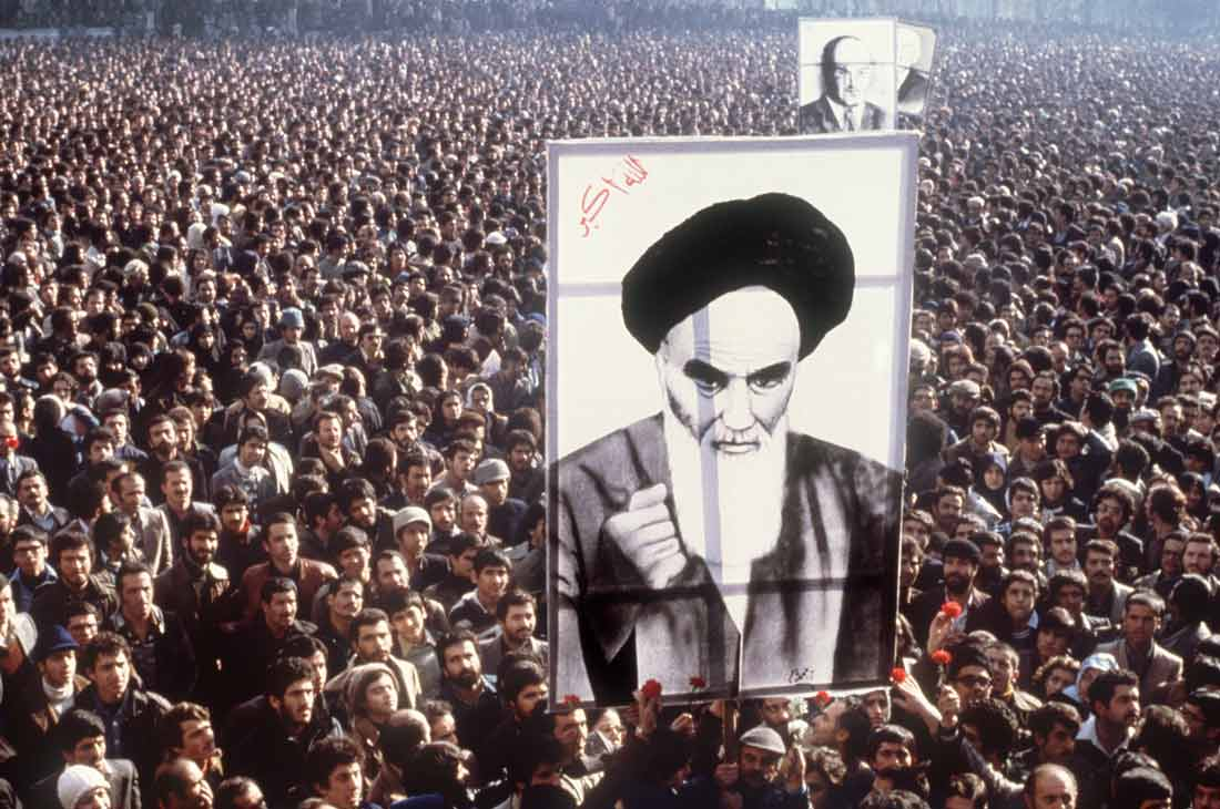 an analysis of the causes and effects of the revolution in the islamic republic of iran